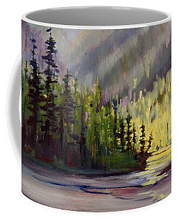 Cool Side Of The Lake Coffee Mug