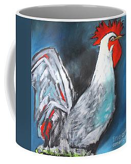 Coop Colonel  Coffee Mug