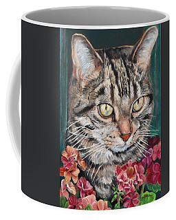 Cooper The Cat Coffee Mug