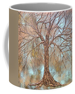 Copper Tree Coffee Mug