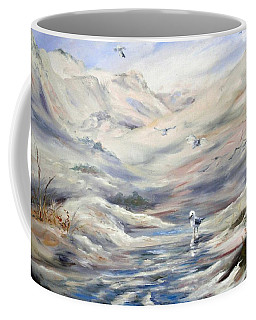 Coorong, South Australia. Coffee Mug