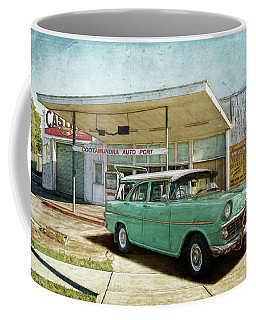 Cootamundra Auto Port Coffee Mug