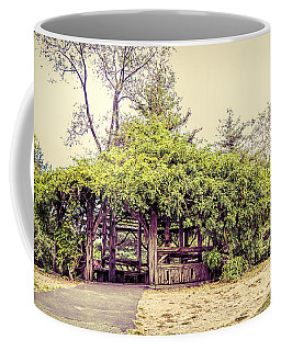 Cop Cot - Central Park Coffee Mug by Paulette B Wright