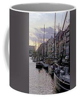 Copenhagen Quay Coffee Mug