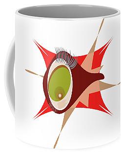Copepod Coffee Mug