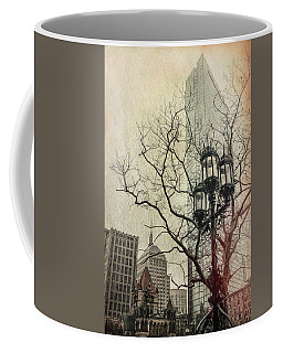 Coffee Mug featuring the photograph Copley Square - Boston by Joann Vitali