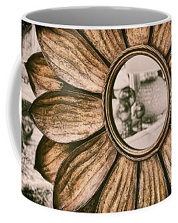 Copper Cheval Coffee Mug by JAMART Photography