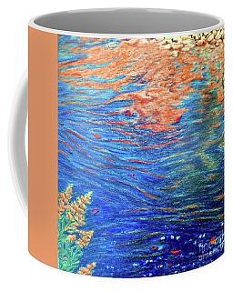 Copper Flow Coffee Mug