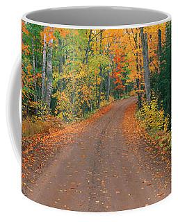 Copper Harbor, Autumn, Keweenaw Coffee Mug