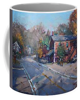 Copper Kettle Pub In Glen Williams On Coffee Mug