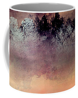 Copper Lake Coffee Mug by Jessica Wright