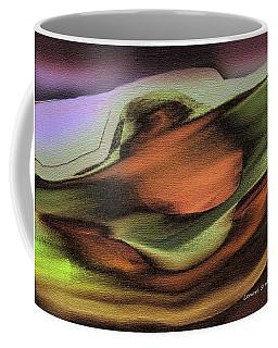 Copper Mountain Coffee Mug by Lenore Senior