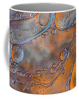 Copper Oil Coffee Mug