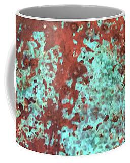 Copper Patina No. 22-1 Coffee Mug