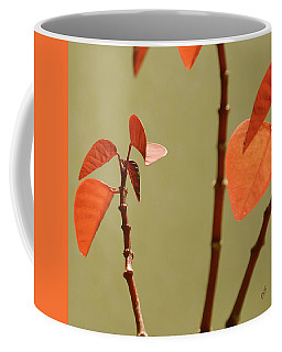 Coffee Mug featuring the photograph Copper Plant 2 by Ben and Raisa Gertsberg