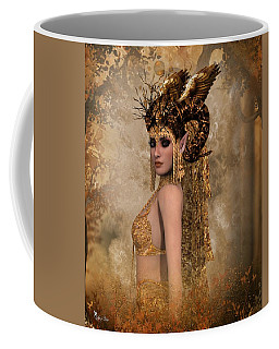 Copper Queen Coffee Mug