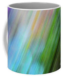 Copper Rainbow Coffee Mug