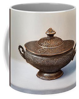 Copper Vessel Coffee Mug