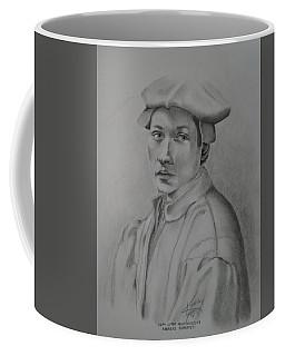 Copy After Michelangelo's Andreas Quaratesi Coffee Mug