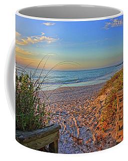 Coquina Beach By H H Photography Of Florida  Coffee Mug