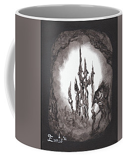 Coral Castle Coffee Mug