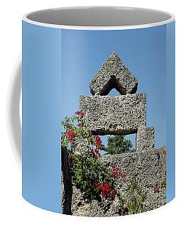 Coral Castle For Love Coffee Mug by Shirley Heyn