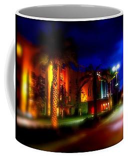 Coral Color Florida Coffee Mug