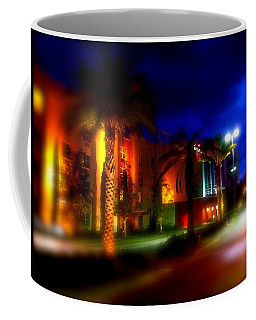 Coral Color Florida Coffee Mug
