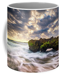 Coral Cove Jupiter Florida Seascape Beach Landscape Photography Coffee Mug