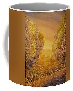 Coral Dawn Coffee Mug