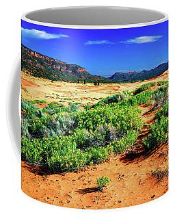 Coral Pink Sand Dunes Coffee Mug