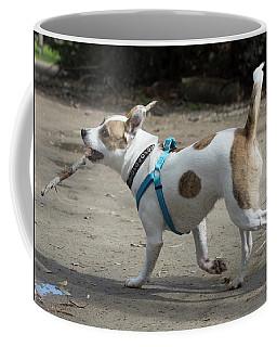 Corby The Dog Coffee Mug