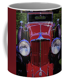 Cord Coupe Coffee Mug