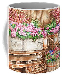 Cordelia's Train Coffee Mug