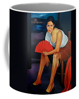 Cordoba De Noche  Coffee Mug by Manuel Sanchez