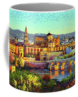 Cordoba Mosque Cathedral Mezquita Coffee Mug