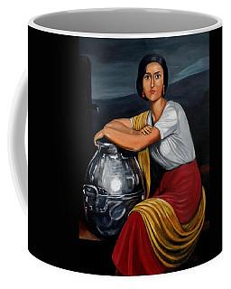 Cordobesa En La Fuente  Coffee Mug