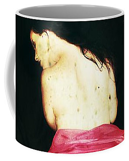 Corinne 2 Coffee Mug by Mark Baranowski