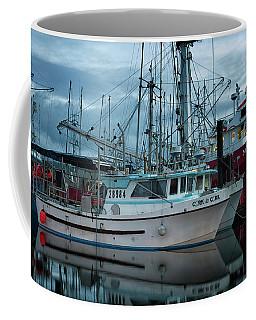 Coffee Mug featuring the photograph Cork To Cork by Randy Hall