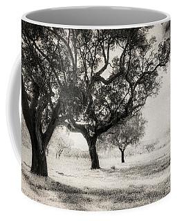 Cork Trees Coffee Mug