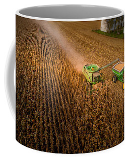 Corn Dust Coffee Mug