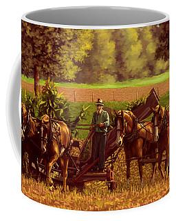 Corn Harvest Coffee Mug