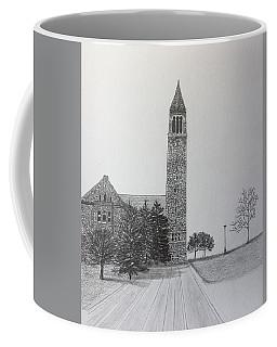 Cornell Clock Tower  Coffee Mug