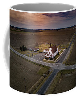 Corner Church Coffee Mug