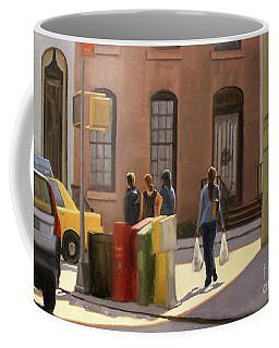 Corner Stop Coffee Mug