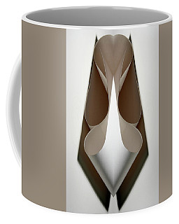 Cornered Curves Coffee Mug