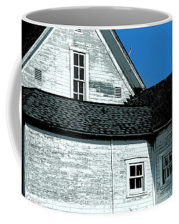 Cornered Coffee Mug