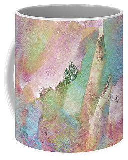 Cornerstone - Abstract Art Coffee Mug