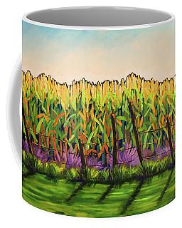Cornfield Color Coffee Mug