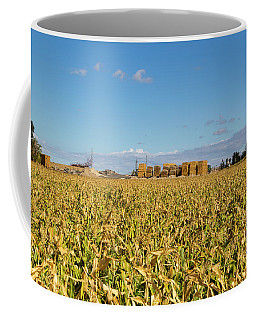 Cornfiled Coffee Mug